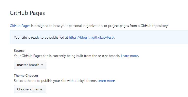 GitHub Page